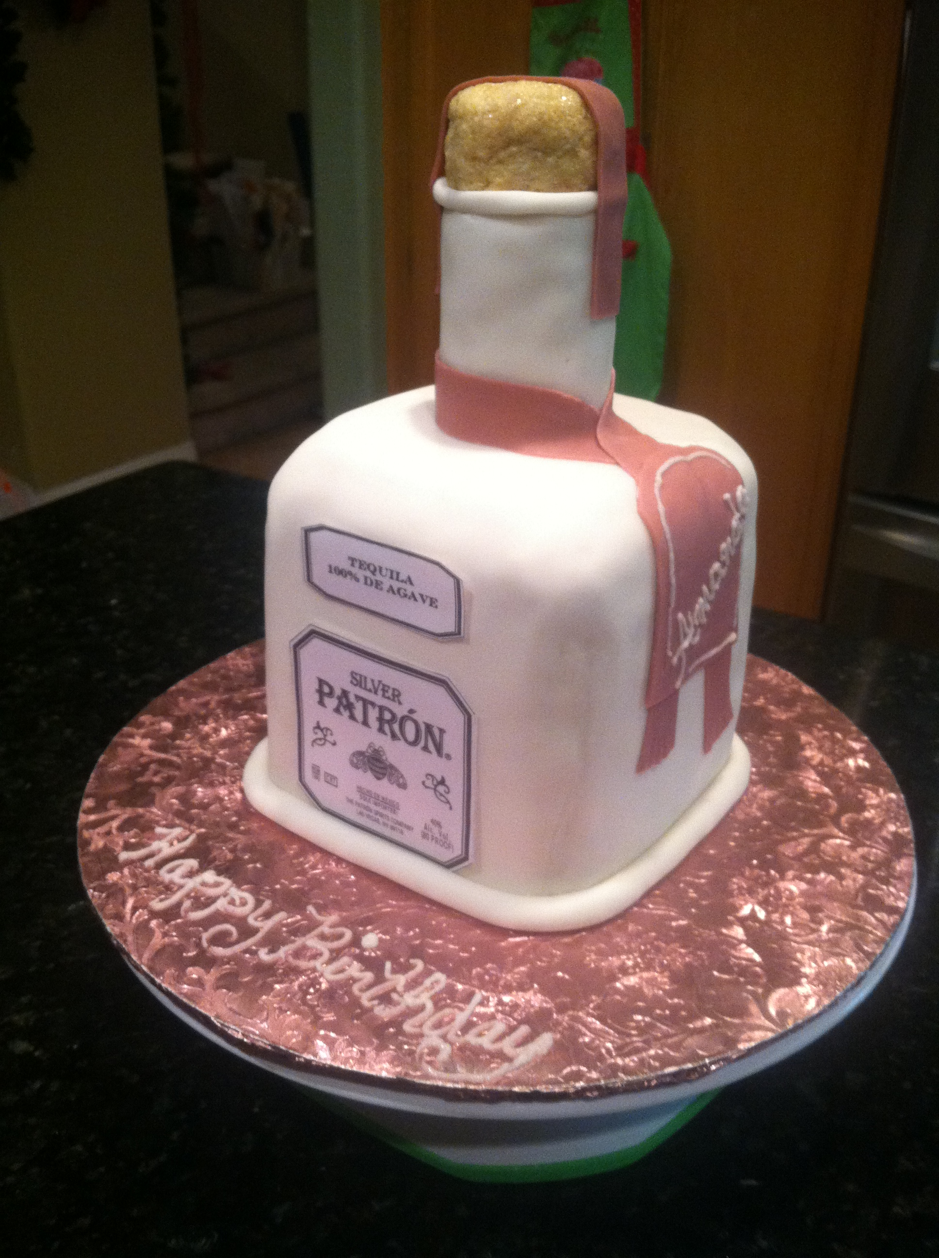Pin Alcohol Themed Cakes Just Cool Cake On Pinterest